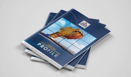 Thiết kế hồ sơ năng lực công ty xây dựng