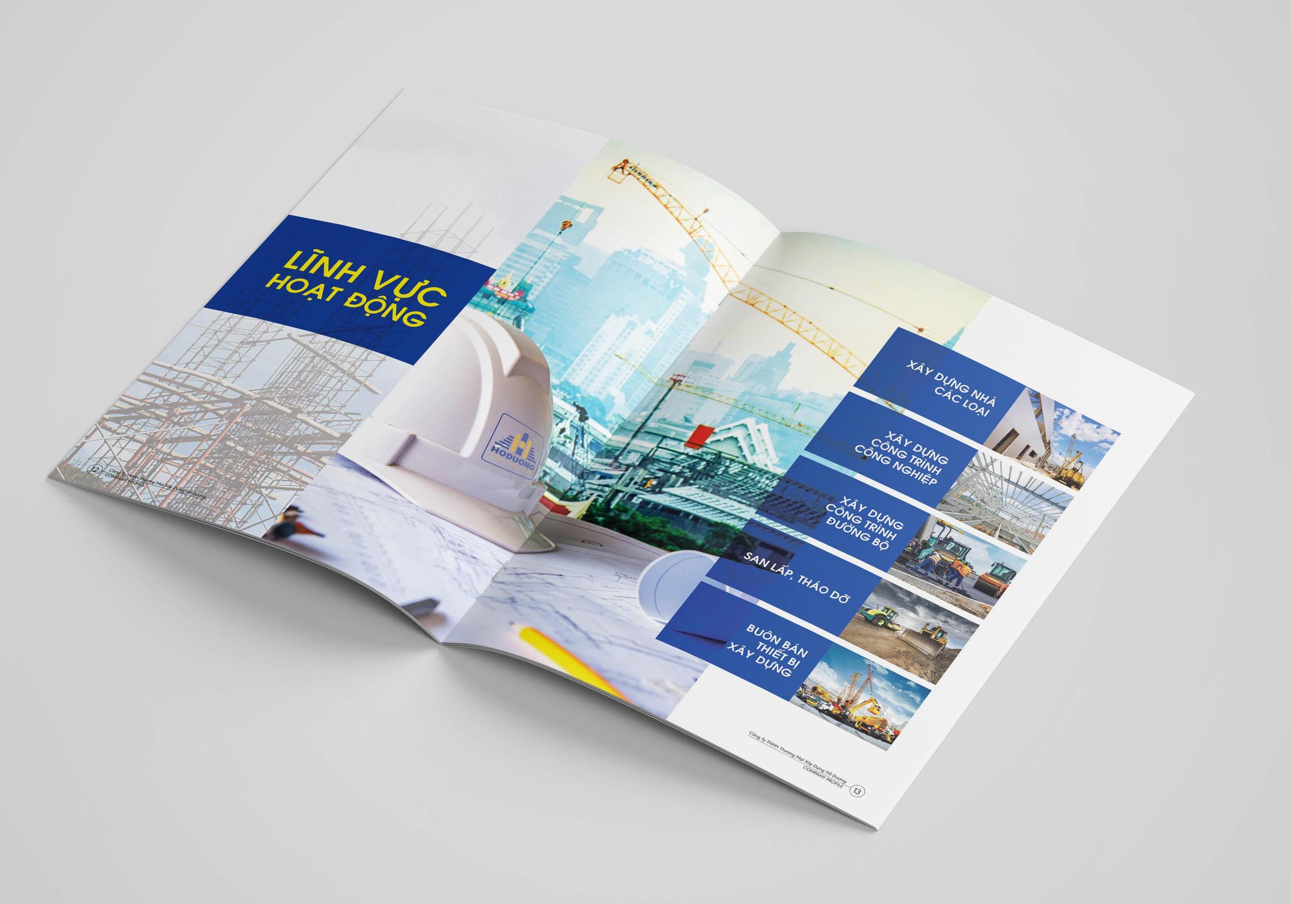 thiết kế hồ sơ năng lực công ty xây dựng 4