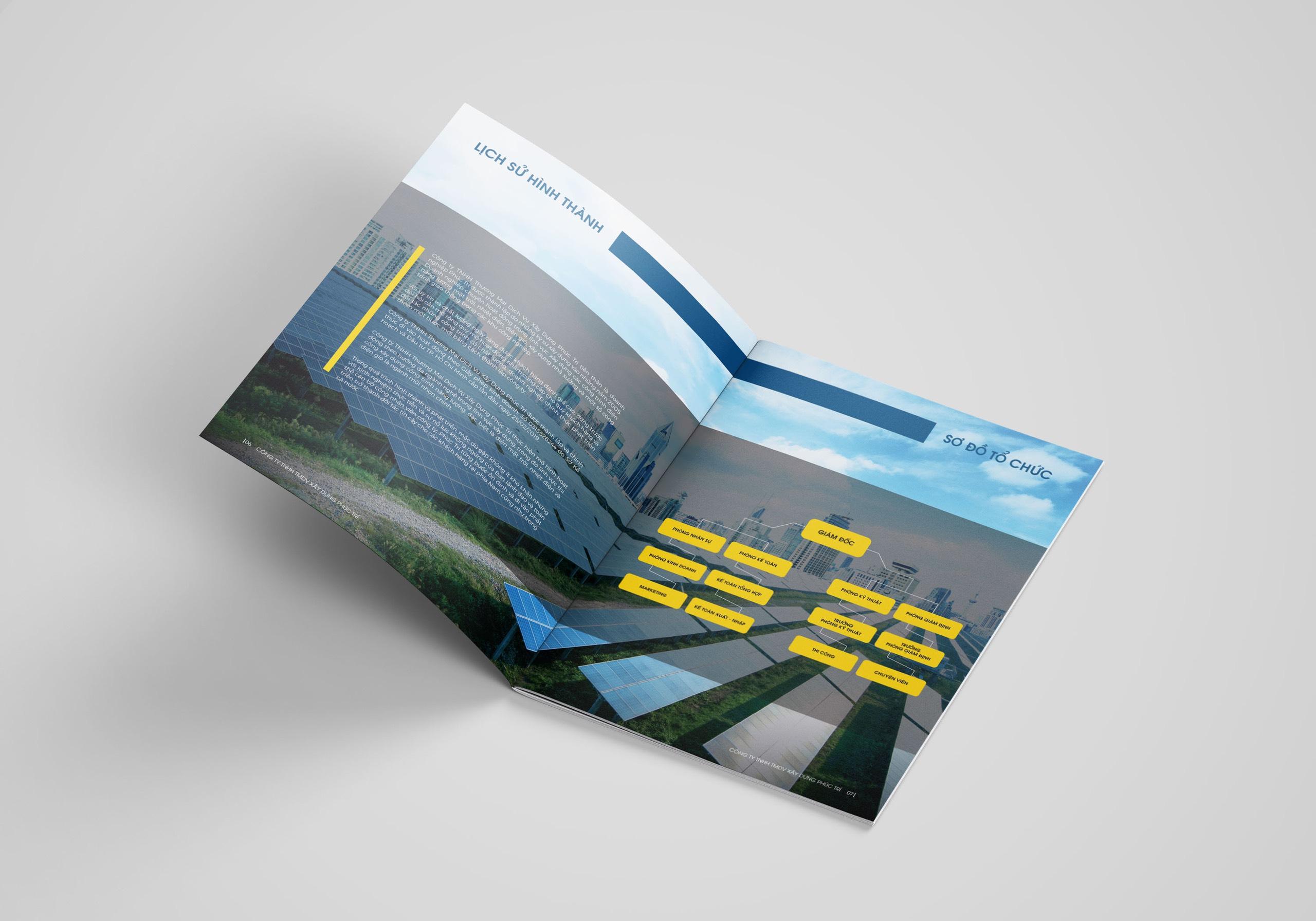 thiết kế hồ sơ năng lực công ty xây dựng 9