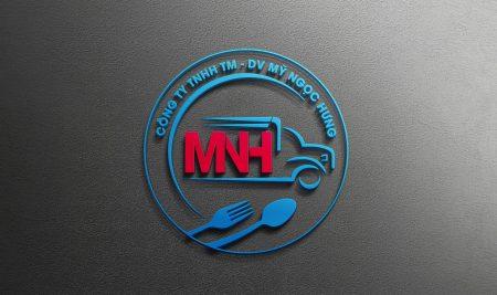 Logo công ty Mỹ Ngọc Hưng