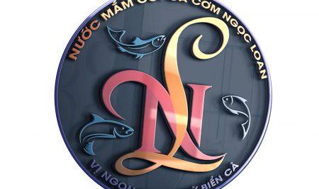 Logo nước mắm Ngọc Loan