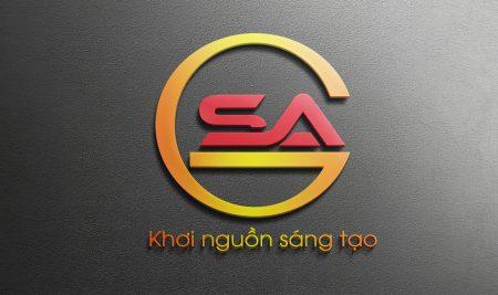 Logo Song Anh