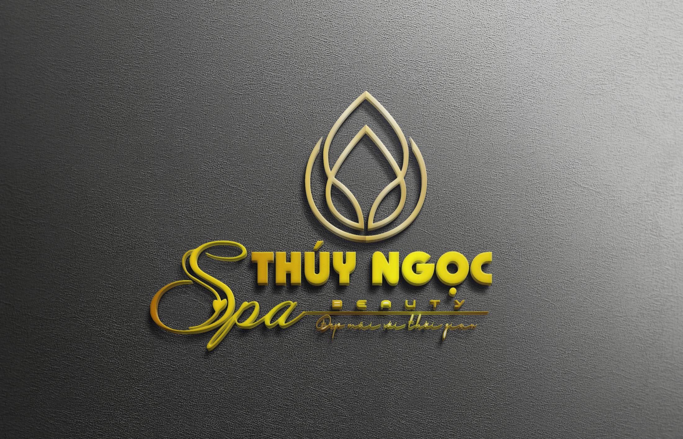 logo thuý ngọc spa 2