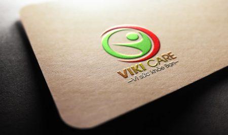 Logo Viki Care