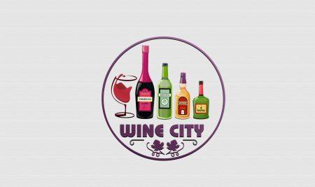 Logo thương hiệu Wine City