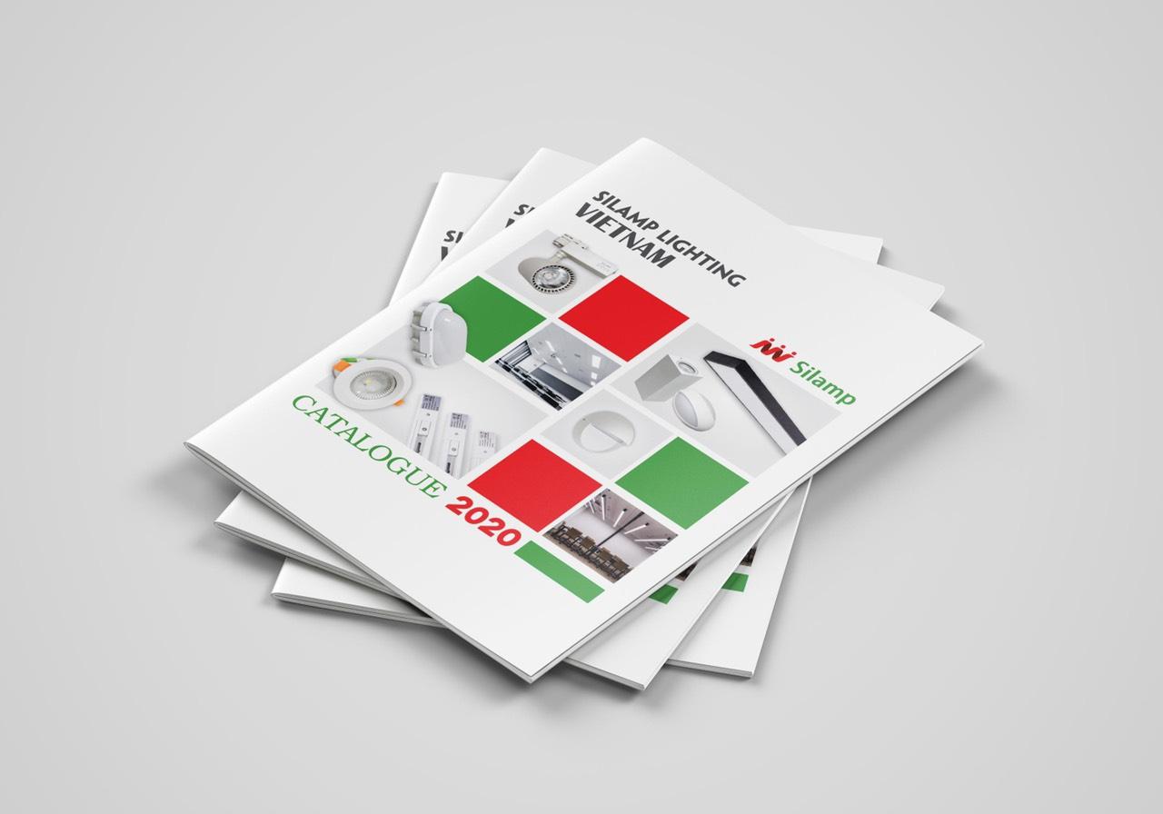 thiết kế catalogue bóng đèn điện 1