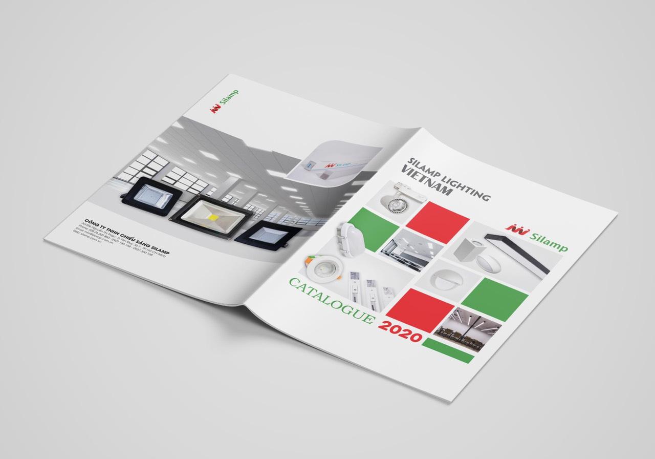 thiết kế catalogue bóng đèn điện 2