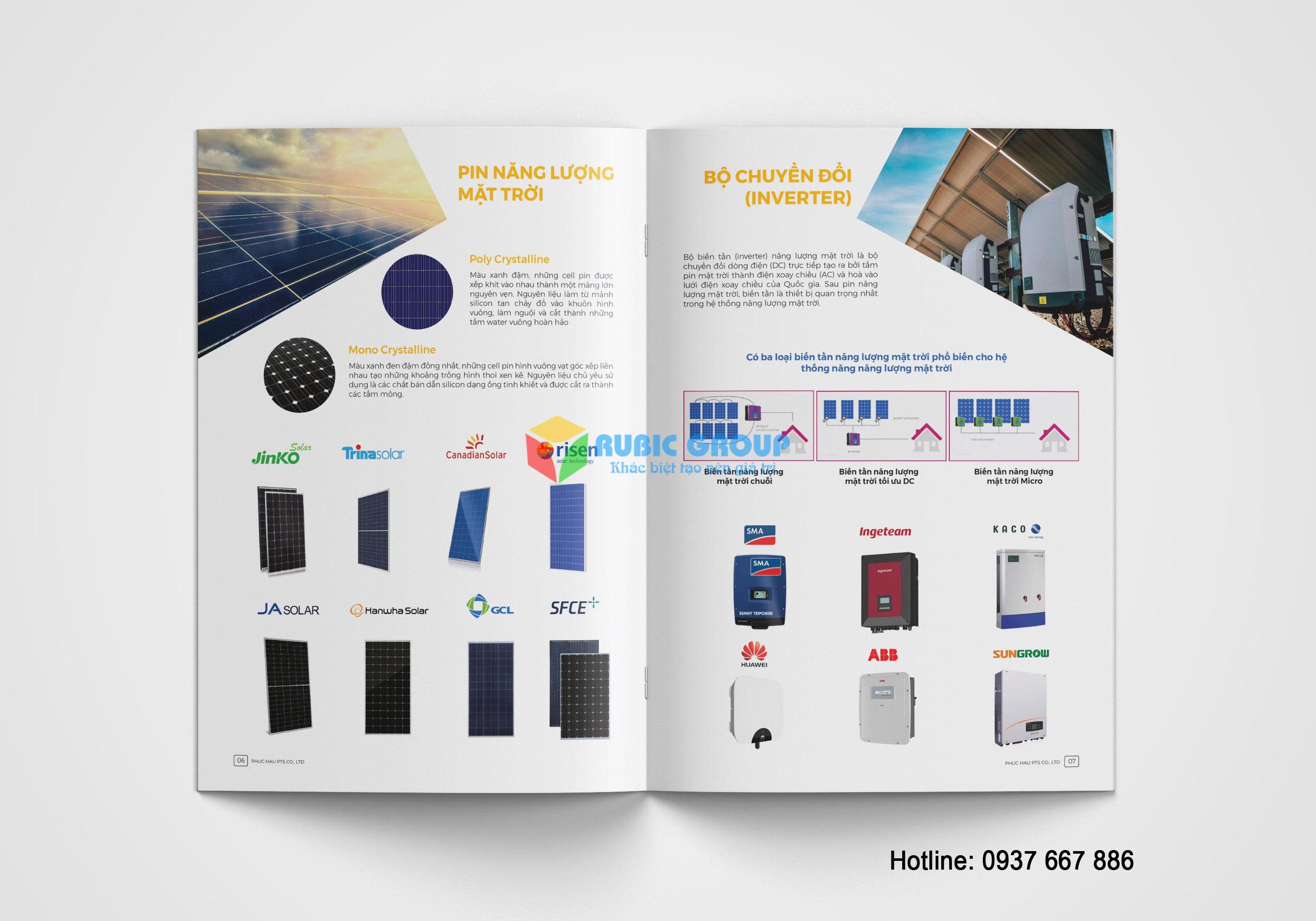 thiết kế catalogue điện mặt trời phúc hậu 3