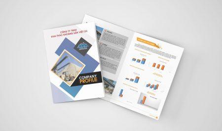 Thiết kế hồ sơ năng lực than đá Việt Úc