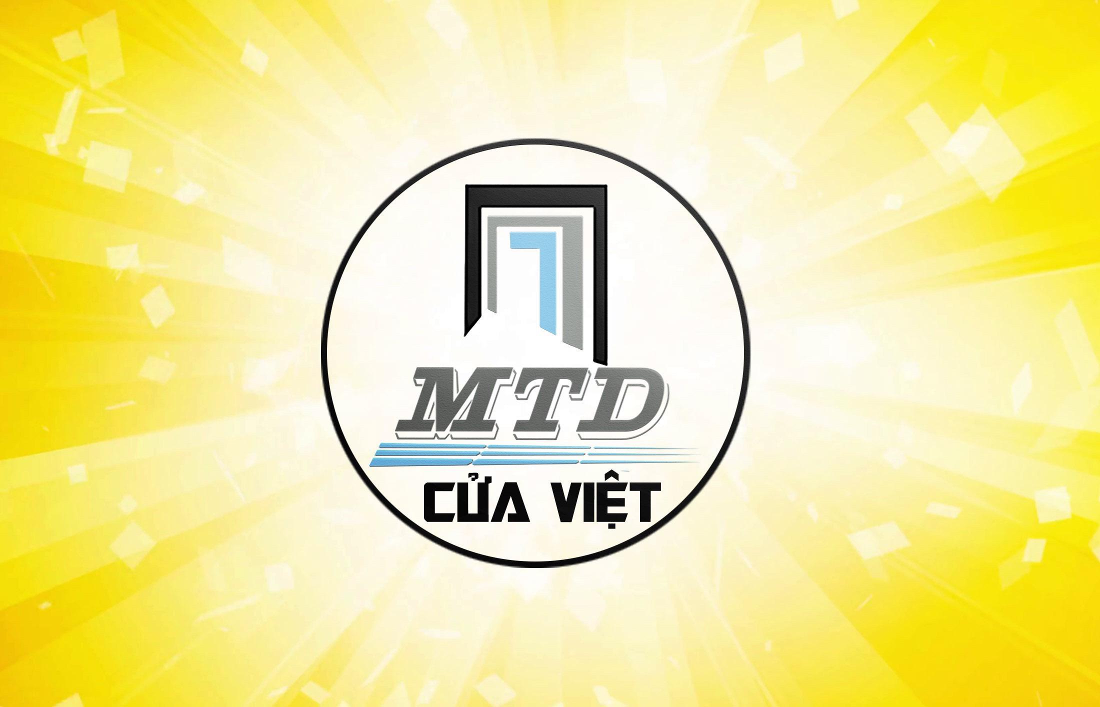 Thiết kế logo MTD 1