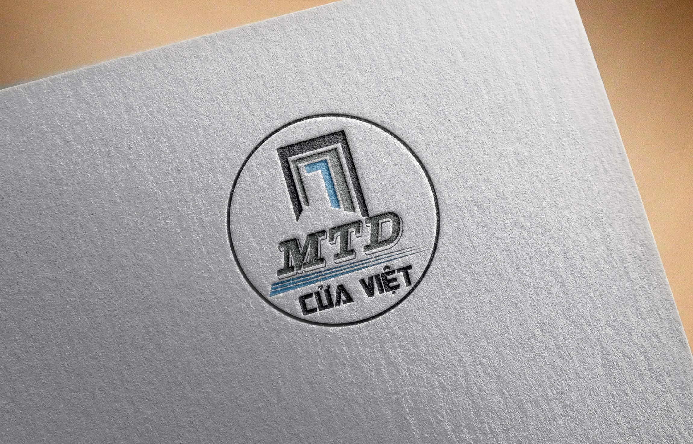 Thiết kế logo MTD 2