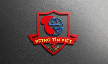Thiết kế logo Petro Tín Việt