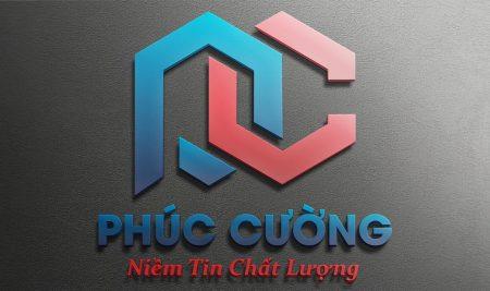 Thiết kế logo thương hiệu Phúc Cường