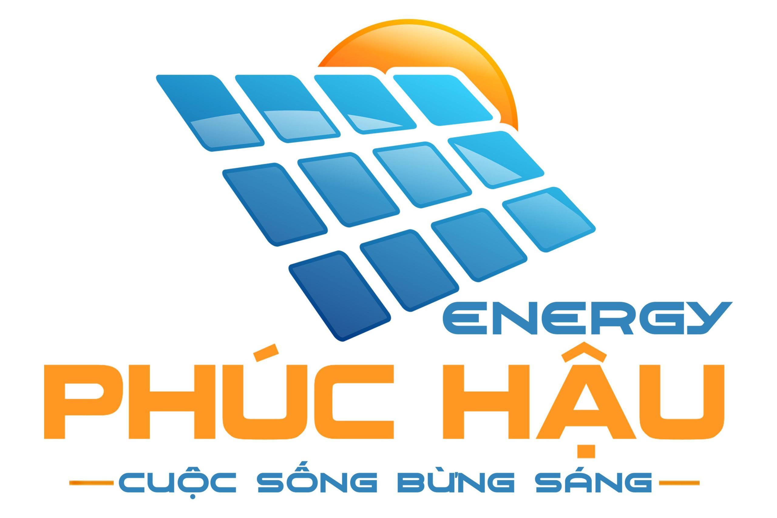 Thiết kế logo Phúc Hậu Energy 1