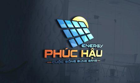 Thiết kế logo Phúc Hậu Energy