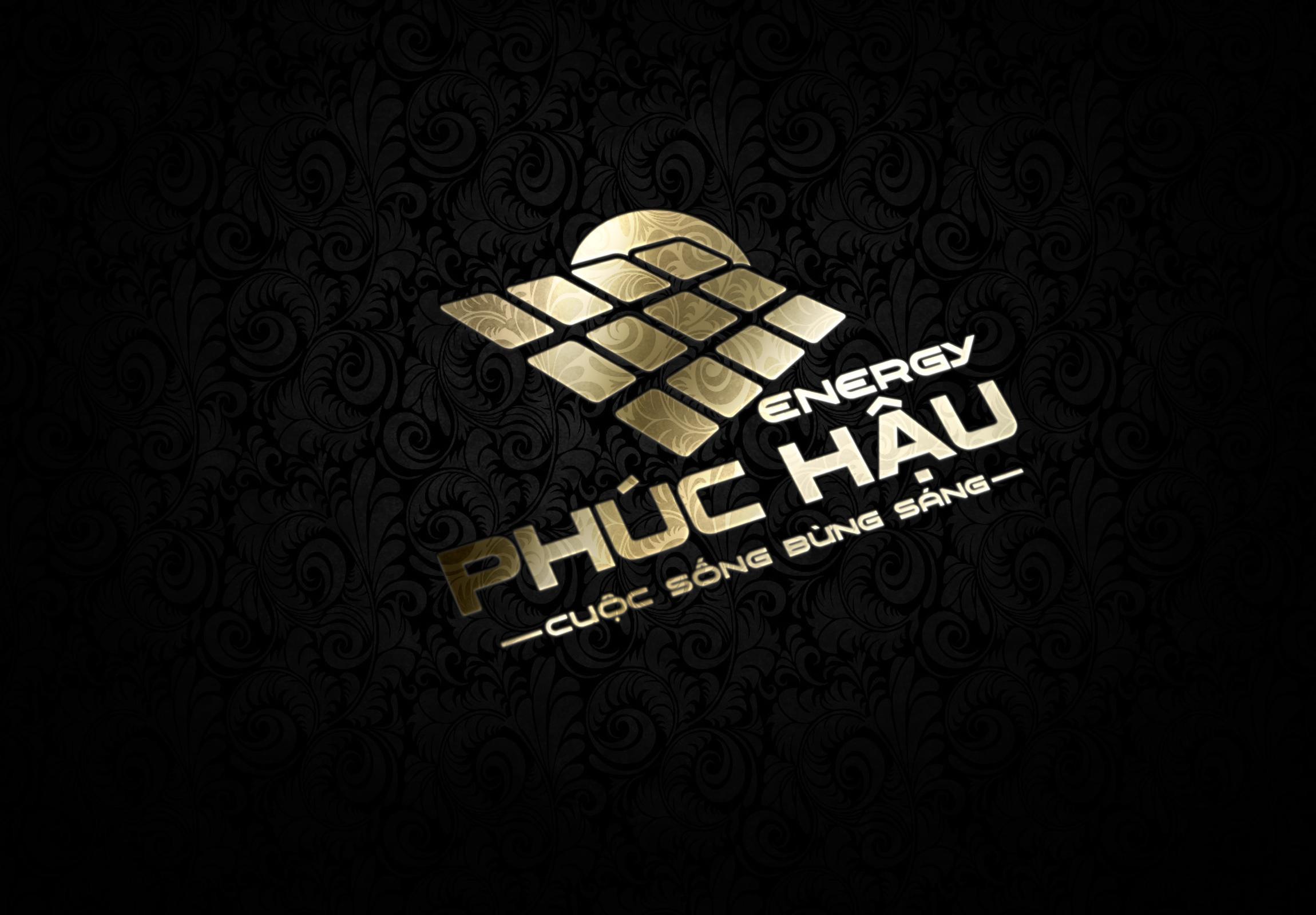 Thiết kế logo Phúc Hậu Energy 4