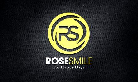 Thiết kế logo Rose Smile