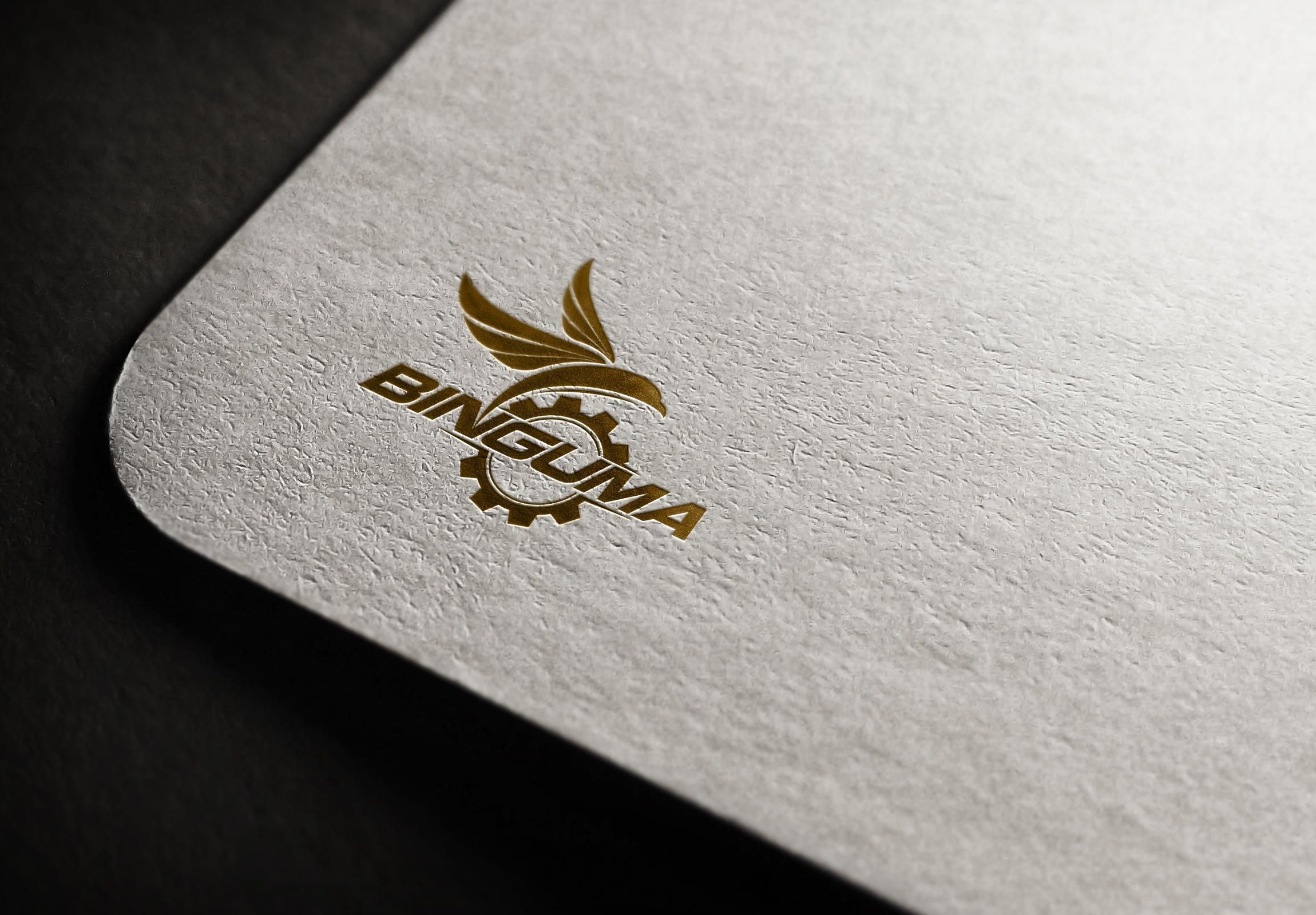 thiết kế logo thương hiệu binguma 4