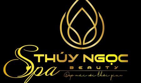 Thiết kế logo Thuý Ngọc Spa