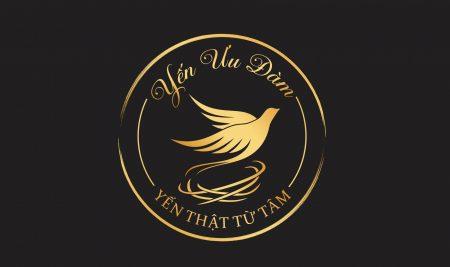 Thiết kế logo shop Yến Ưu Đàm