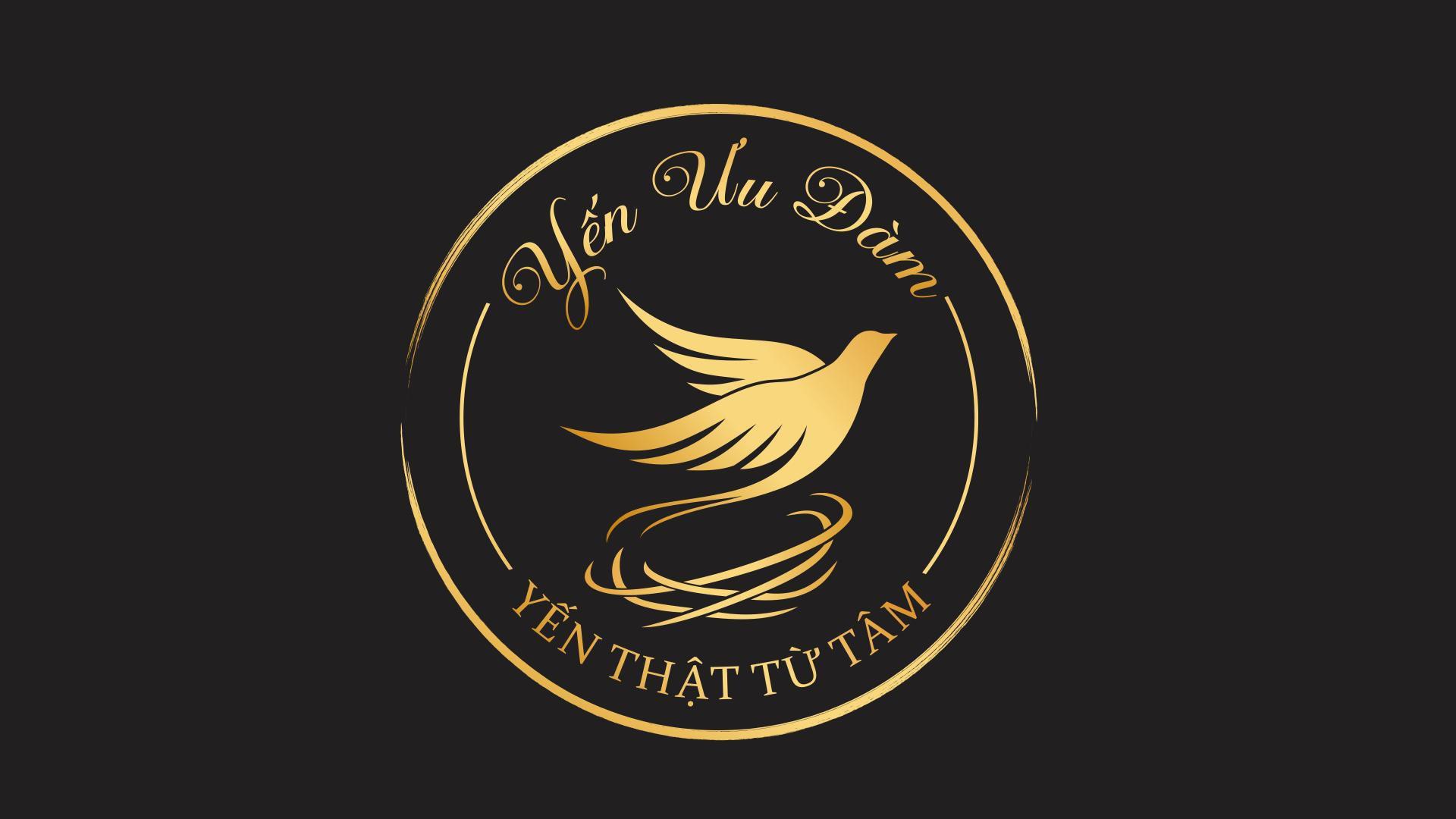 Thiết kế logo shop online Yến Ưu Đàm