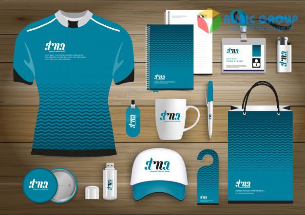 thiết kế bộ nhận diện thương hiệu chuyên nghiệp 3