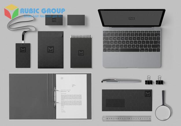 thiết kế bộ nhận diện thương hiệu chuyên nghiệp 4