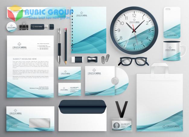 thiết kế bộ nhận diện thương hiệu chuyên nghiệp 5