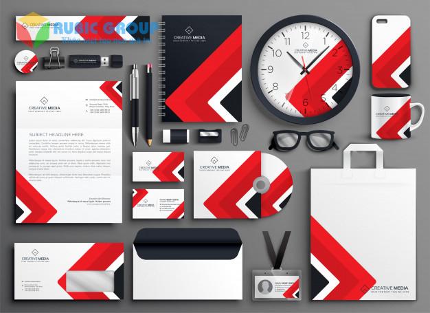 thiết kế bộ nhận diện thương hiệu chuyên nghiệp 7