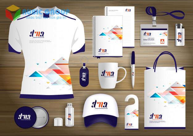 thiết kế bộ nhận diện thương hiệu chuyên nghiệp 9