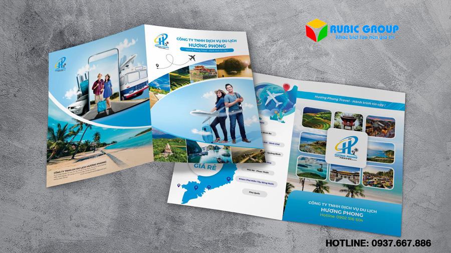 thiết kế brochure chuyên nghiệp 4