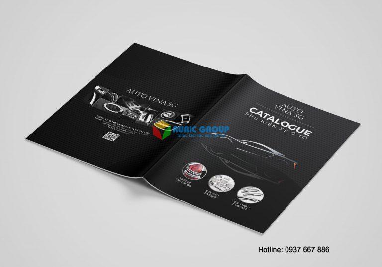 thiết kế catalogue phụ kiện ô tô tại tphcm 1
