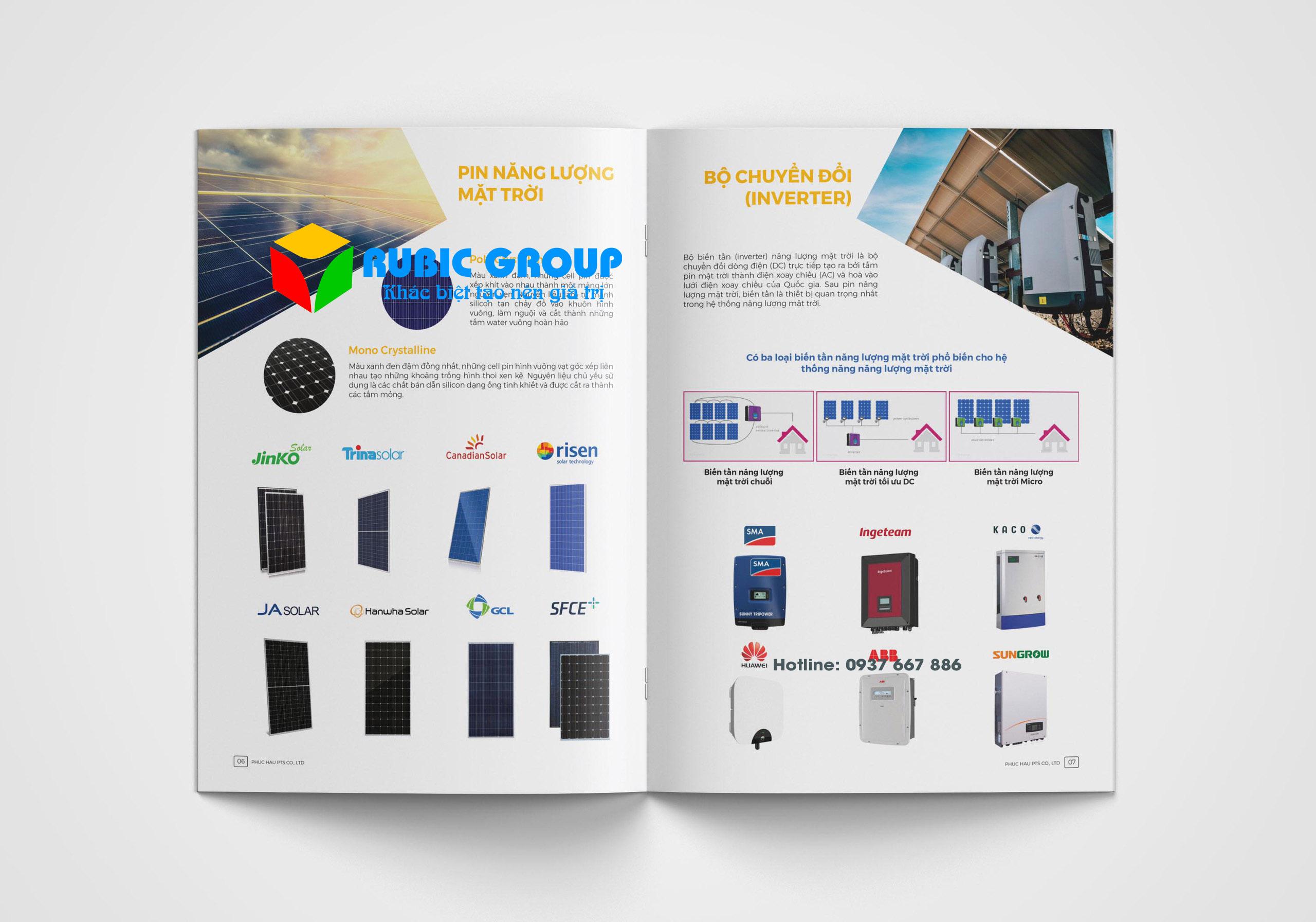 catalogue điện mặt trời tphcm