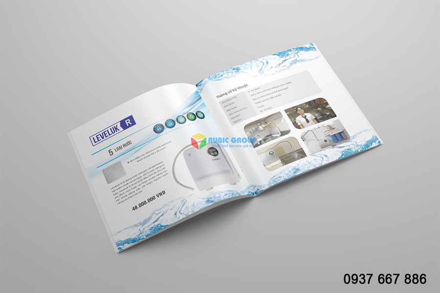 catalogue máy lọc nước thiên an 5