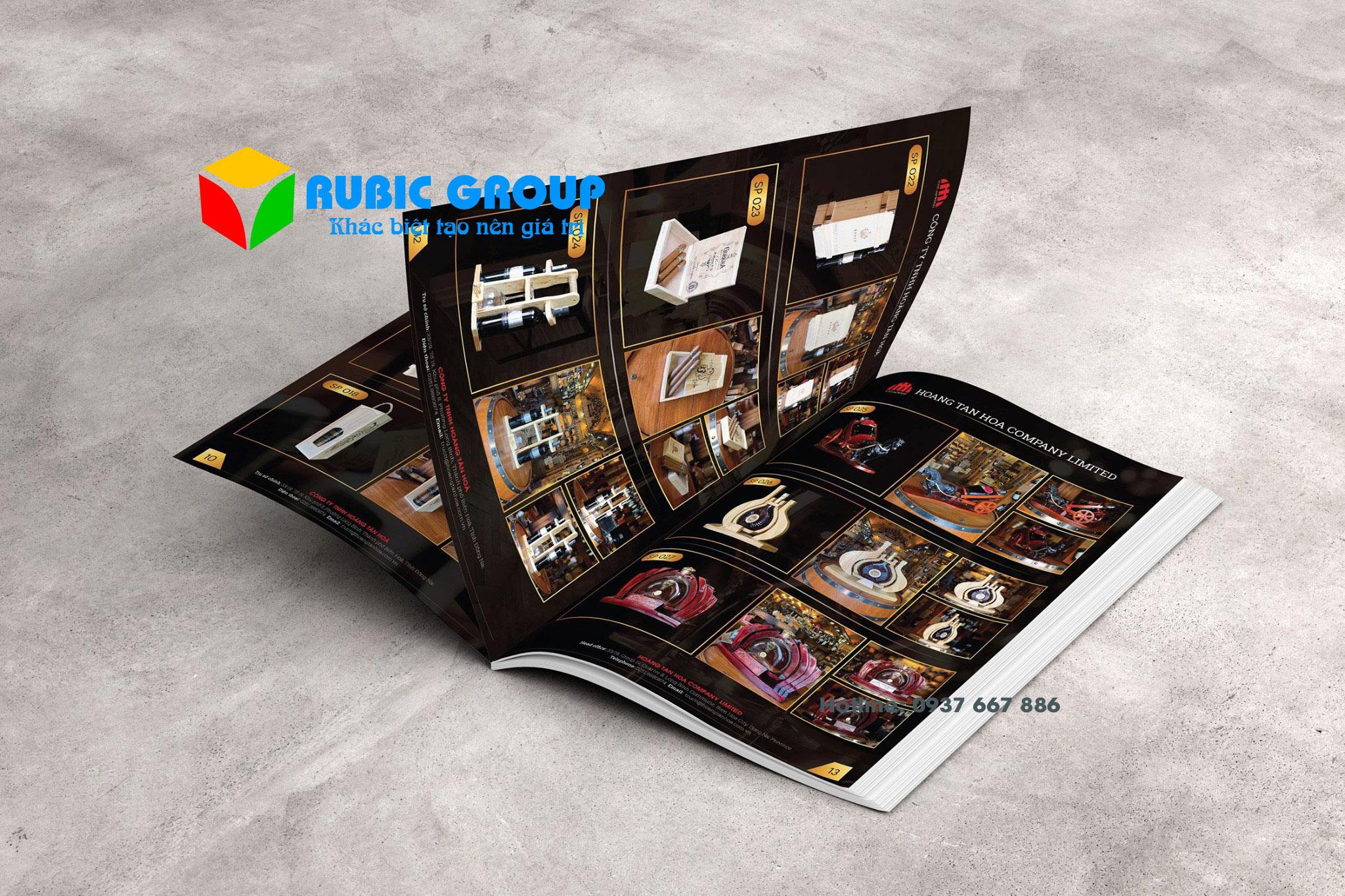 catalogue nội thất chuyên nghiệp