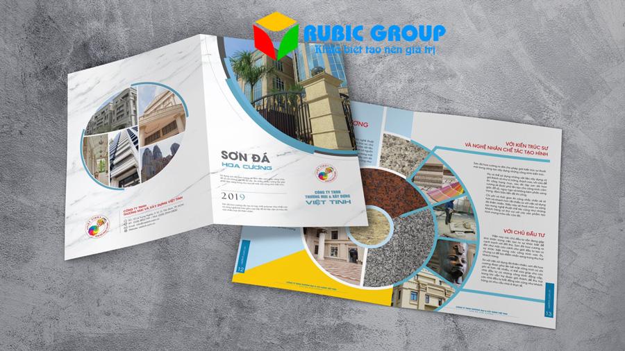 công ty thiết kế catalogue tphcm