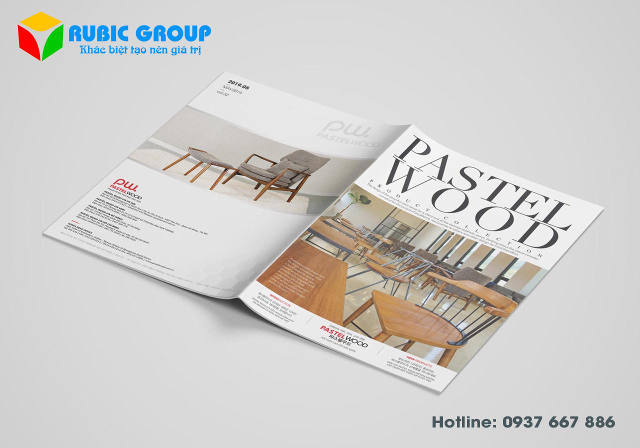thiết kế catalogue nội thất tại hcm