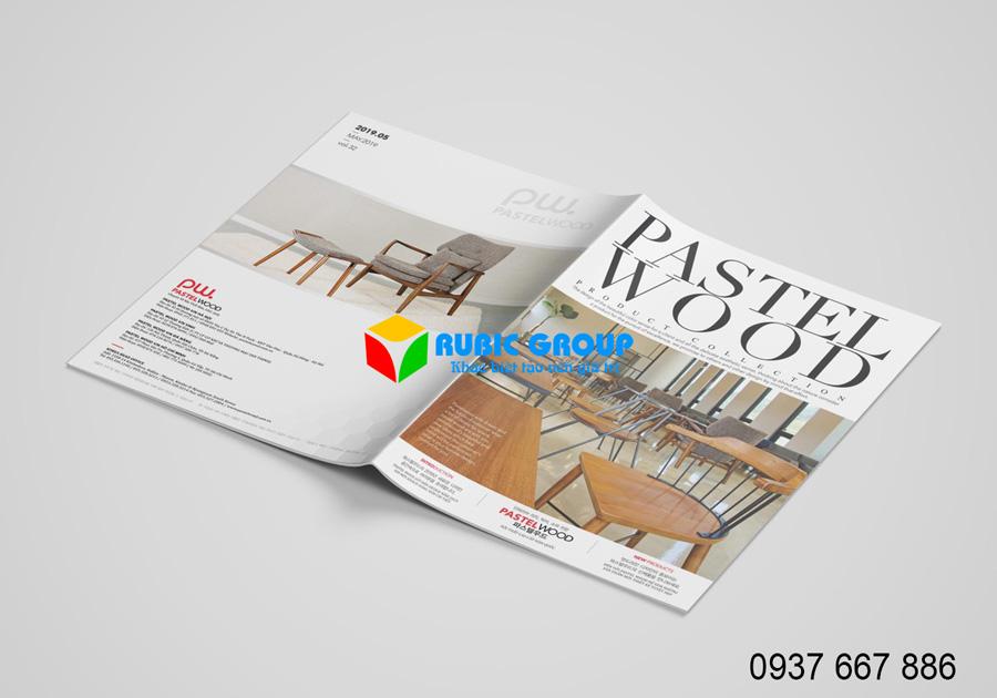 thiết kế catalogue tại bình dương giá rẻ