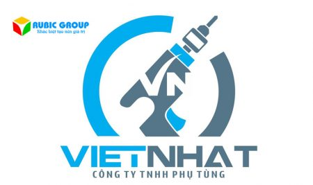 Thiết kế logo công ty Việt Nhật