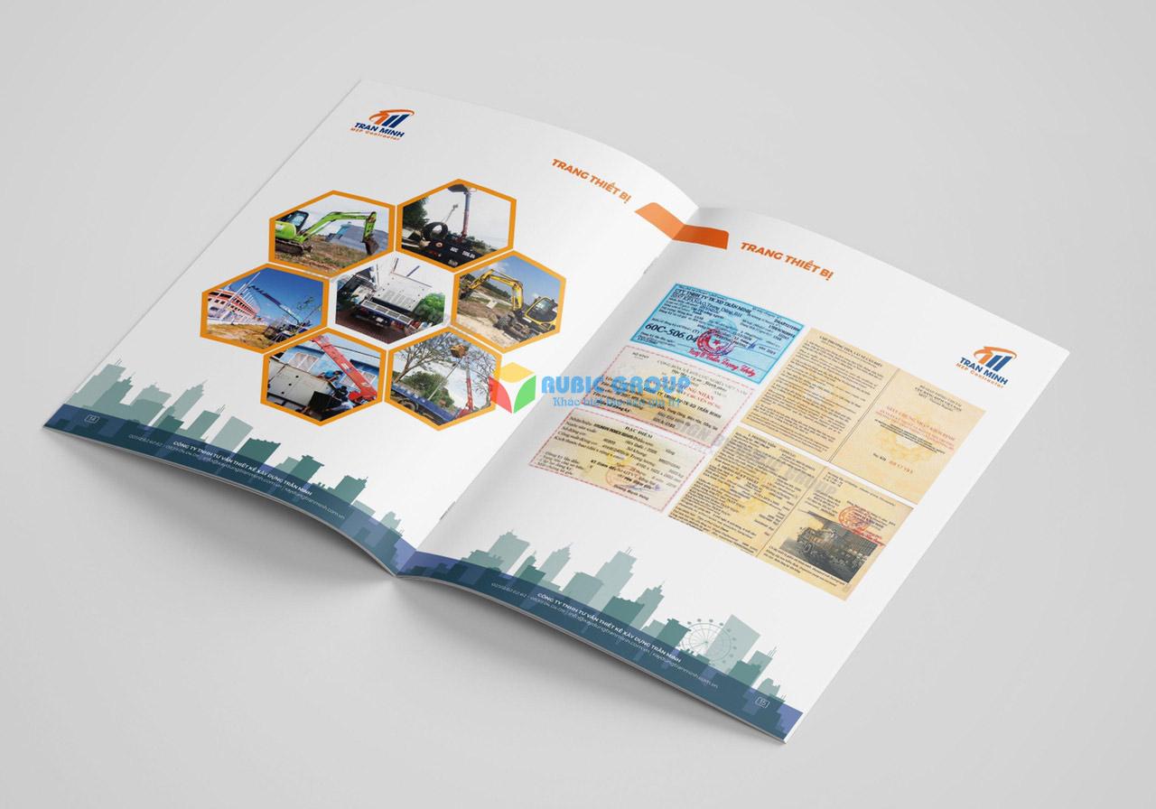 thiết kế portfolio 2