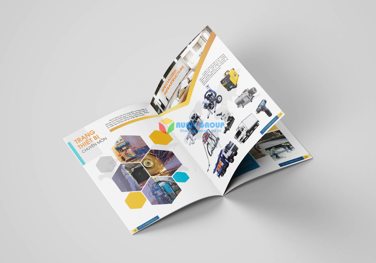 thiết kế portfolio 5