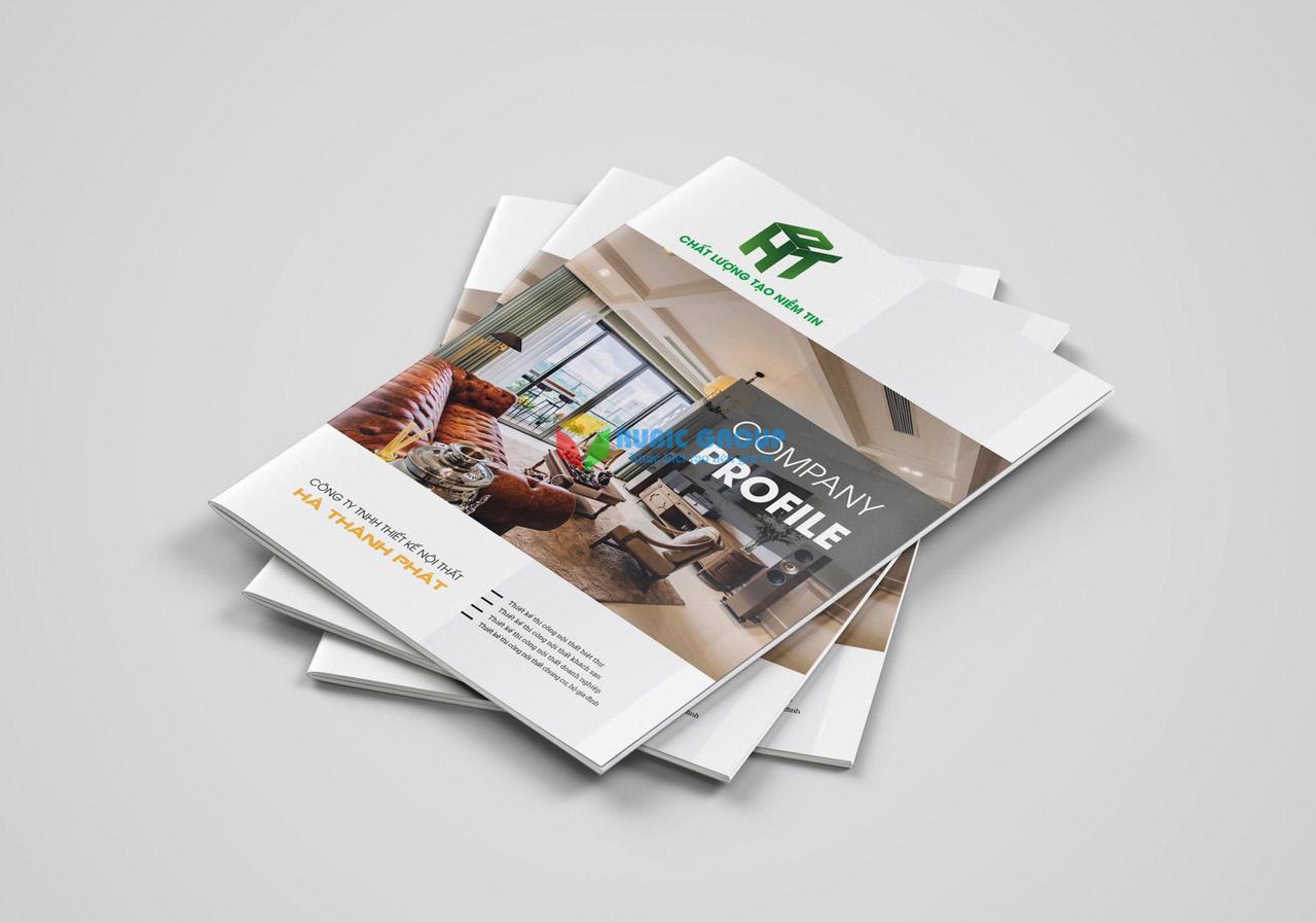 thiết kế portfolio 8