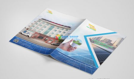Catalogue điện mặt trời Lama Idico
