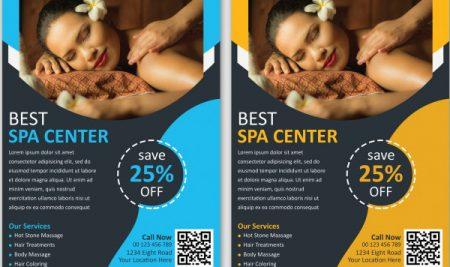 Brochure Spa – Ấn phẩm PR thương hiệu số 1 hiện nay