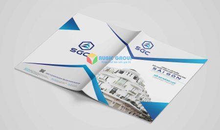 Profile công ty xây dựng SGC