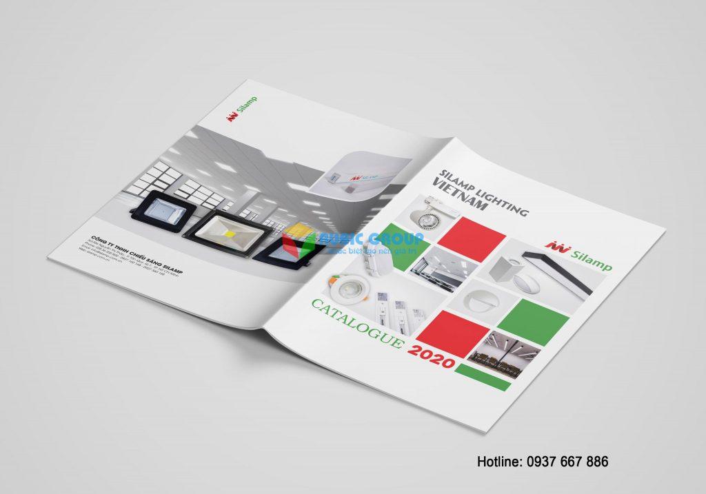 thiết kế catalog 1