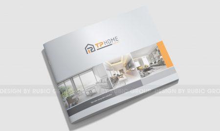 Hồ sơ năng lực thiết kế nội thất TPHome
