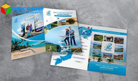 Cách thiết kế catalogue du lịch chuyên nghiệp