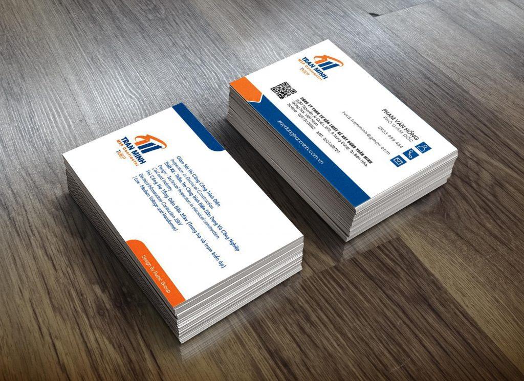 thiết kế card visit tại biên hòa giá rẻ 2