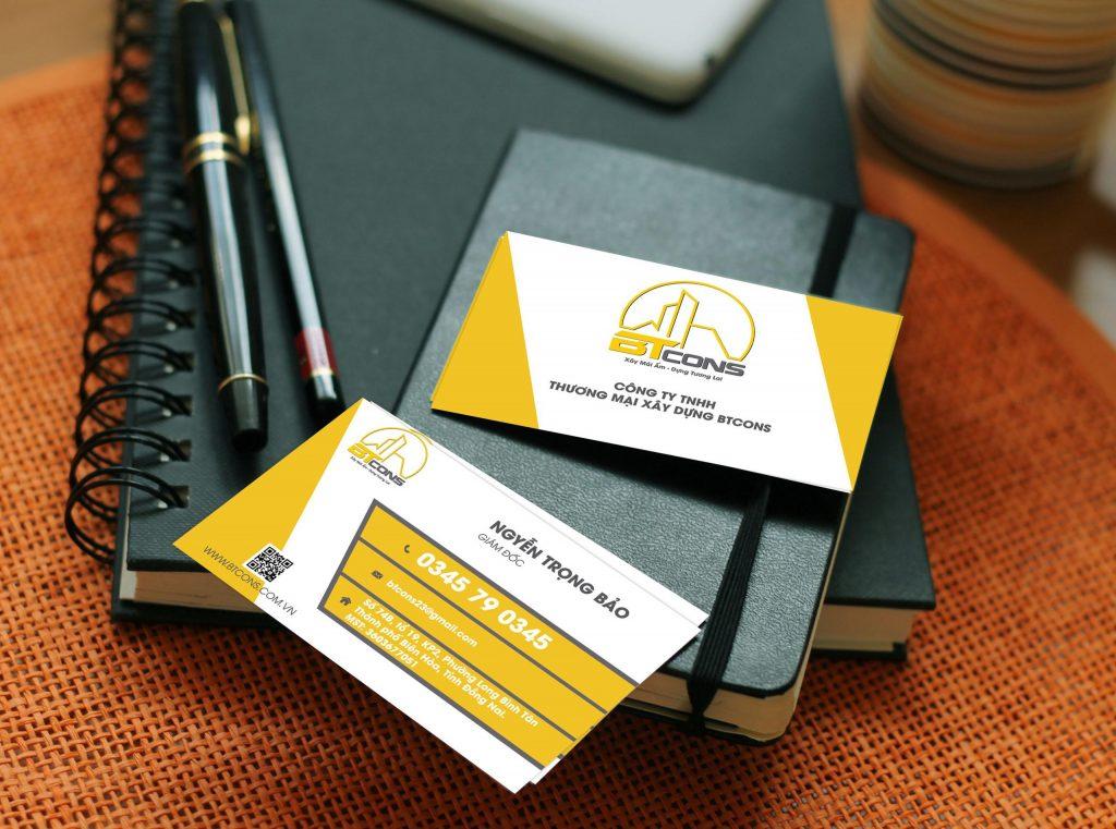 thiết kế card visit tại biên hòa giá rẻ 4
